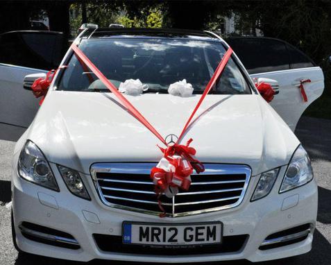 Gem's Taxi Wedding Service