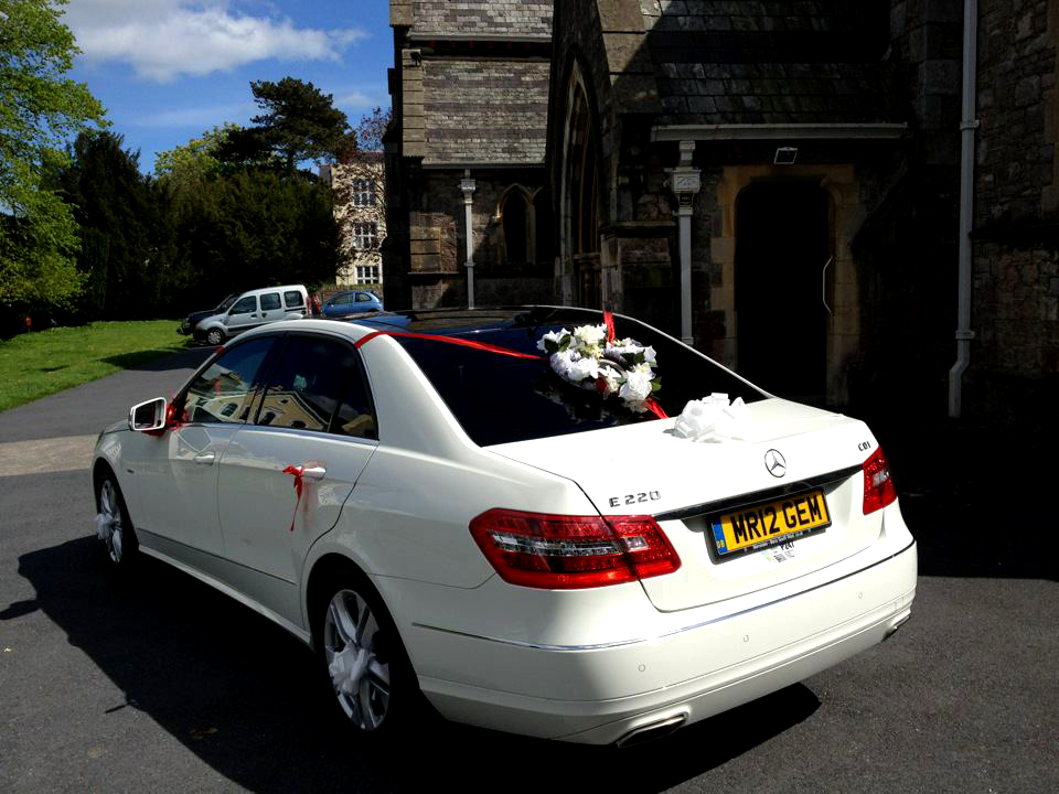 Wedding Service Car
